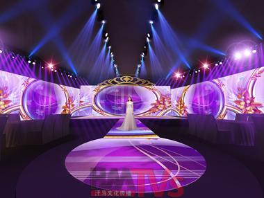 m6米乐平台3D舞台灯光效果