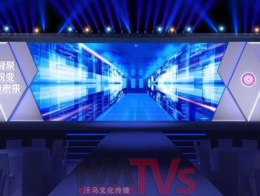 舞台灯与LED屏幕的作用